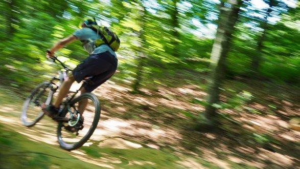 """Mountainbiken"" im Südkreis"